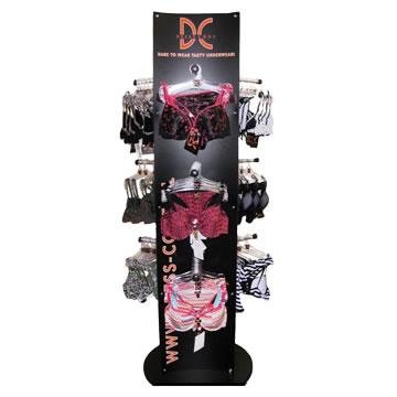 DWN003 - DC Underwear vloerdisplay