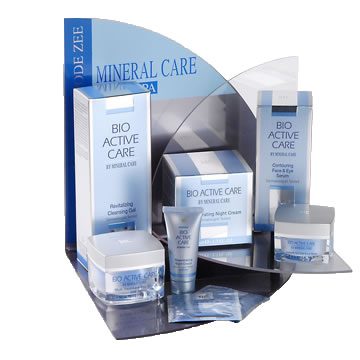 DWN013 - Mineral care show display