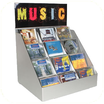 DWN015 - CD DVD display
