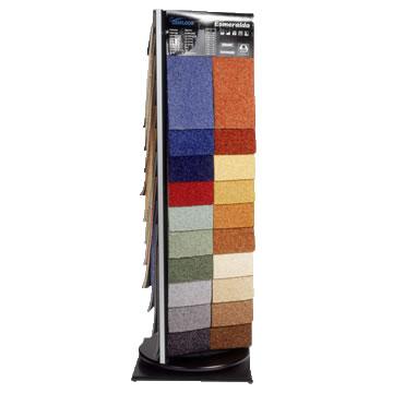DWN040 - Ossfloor tapijt display