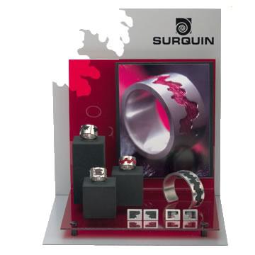 DWN053 - Surquin sieraden display