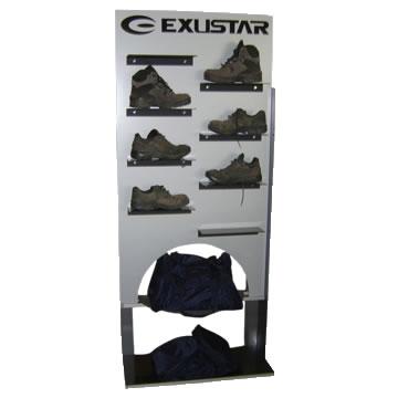 DWN060 - Exustar schoenen display