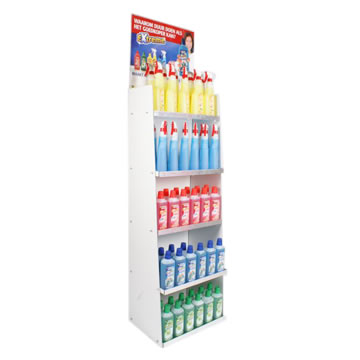 DWN067 - Supermarkt display