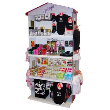 DWN071 - Xplorys winkel kast