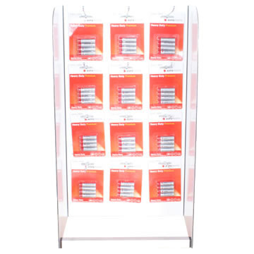 DWN076 - Batterijen display
