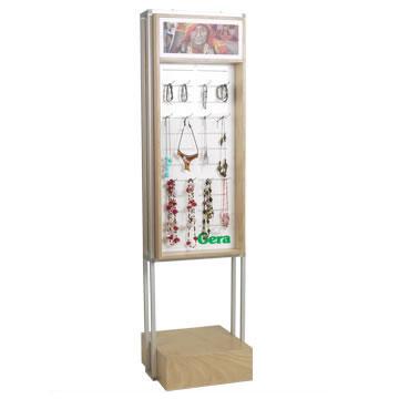 DWN080 - Houten sieraden display