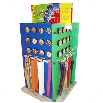 DWN106 - Chookie horloge display