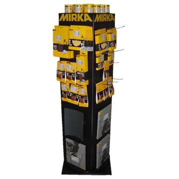 DWN110 - Mirka vloer display