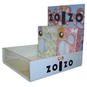 DWN120 - Zoizo showdisplay