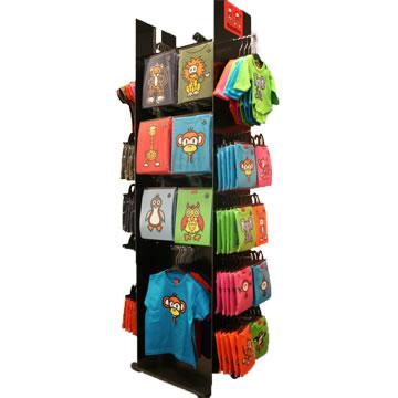 DWN127 - Kinderkleding display