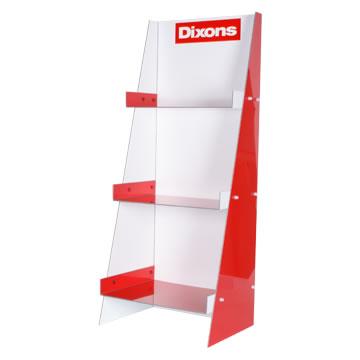 DWN132 - Dixons verkoopdisplay
