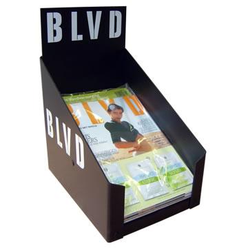DFN001 - Magazine display BLVD